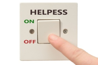 Dealing with Helpess, turn it off