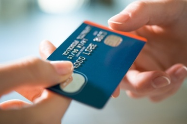 Buying with Credit Card