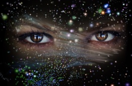 Eyes in universe compressed AdobeStock_83298346