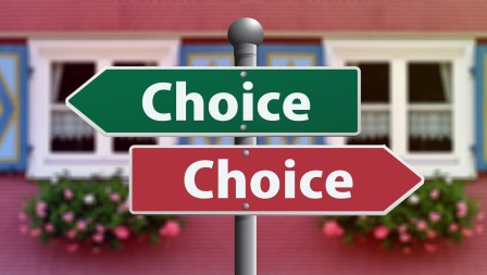 choice signs compressed Gerd Altmann Germany Pixaby