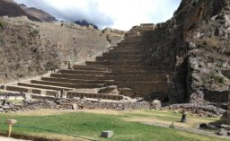 Ollantaytambo compressed and edited